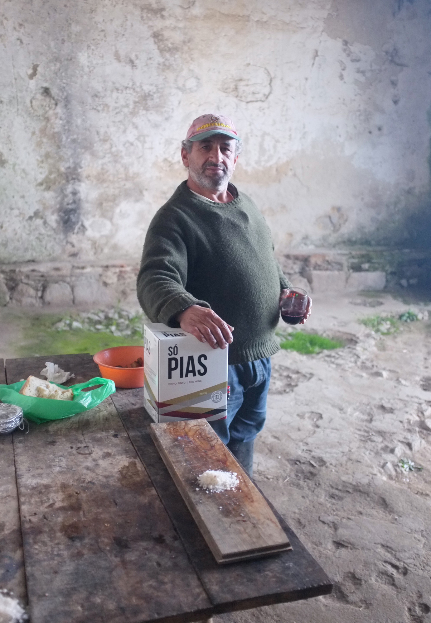 Man in Monchique