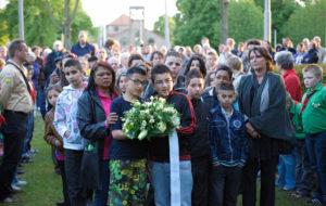 4 Mei Herdenking in Zuilen, Utrecht